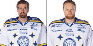 Axel Brage och Janne Juvonen. Foto: Pelle Börjesson/Bildbyrån