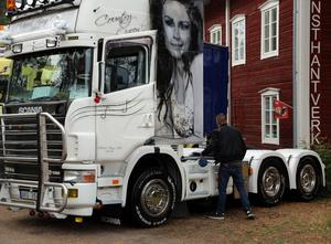 Ifjol kom 10 000 besökare till Lastbilsträffen. Det kan bli ett nytt rekordår i år.