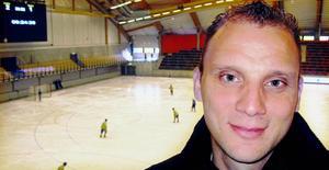 Thomas Forsberg har tidigare sänt lokalradio i Sandviken tillsammans med framlidne profilen Daniel