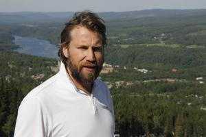 Peter Forsberg är klar för Mästarnas mästare.