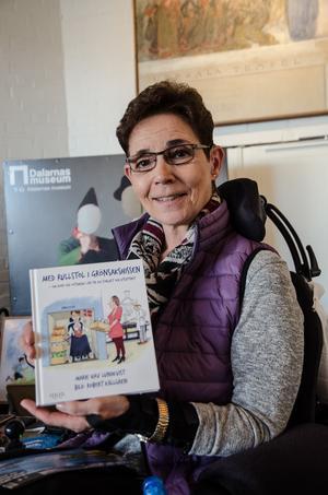 Företagskvinnan Marie Hav Lundkvist har sedan hon drabbades av en nervsjukdom blivit en stark ambassadör för funktionsnedsatta.