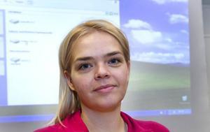 Nina Saunamäki.