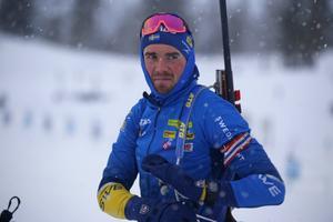 Efter tuffa sjukdomsperioden nu är Fredrik Lindström redo för comeback under hemma-VM.