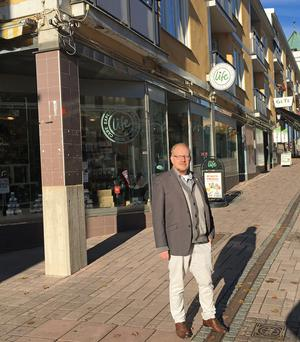 Erik Olsson, stadsarkitekt, Härnösand.