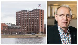 Presstalesperson Hans-Åke Danielsson                Foto: Arkivbild/Pressbild/Scania