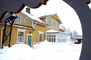 Fjällnäs högfjällshotell. Arkivbild:Håkan Persson.