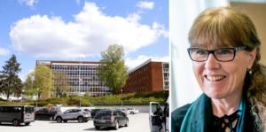 Charlotte Edberger svara på en debattartikel om lasarettet i Lindesberg, ett av tre stora sjukhus u Region Örebro län.
