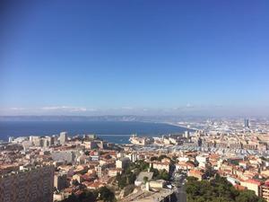 Hamnstaden Marseille.Foto: Privat