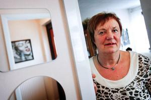 I snart fem år har Lisbeth Genstrand haft sin butik Ateljé Lisbeth.