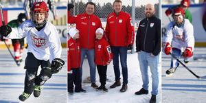 Alla hoppas att det ska bli en riktigt härlig Winter Classic i helgen på Bergeforsens IP.