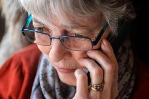 En ny lagstiftning är på gång. Den kommer att kräva skriftlig bekräftelse från konsumenten vid telefonförsäljning. Foto: Foto: Per Larsson/TT