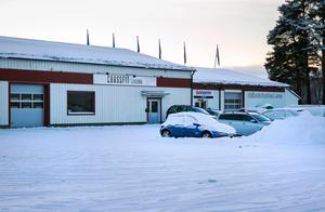 Den lokal som en gång inhyste Bil och motor och nu Crossfit Leksand.