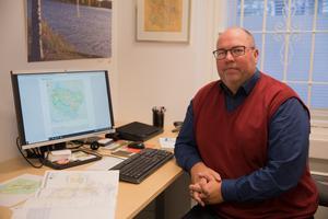 I stället för två avfarter går kommunen nu in för en ny avfart, som kan täcka behoven för såväl Turinge och Taxinge som för ny bebyggelse i tätorten, förklarar Bengt Andersson.