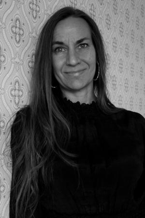En av Lena Wennilsjös bilder visas just nu på utställningen Dokumentärfotosalongen i Norrköping. Foto: Privat