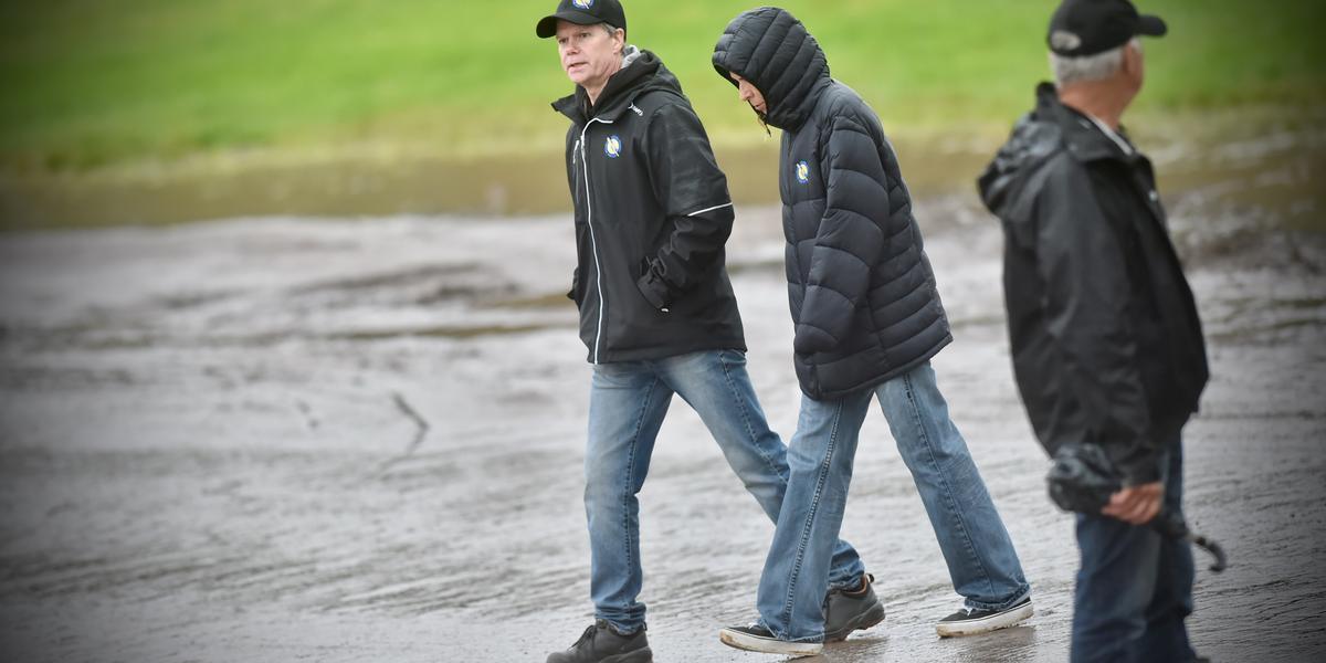 """Vetlandas match regnade bort igen – fick sin vilja igenom: """"Ville ha det datumet"""""""