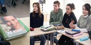 Falu Frigymnasium får nu stipendium för satsningen på språkundervisning i tyska.