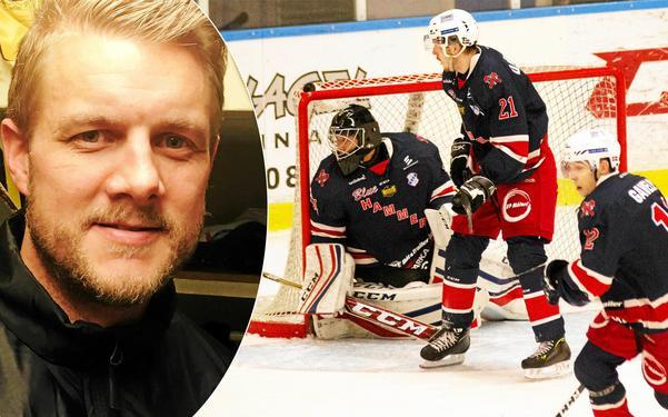 Jarno Pikkarainen (infälld bild) har en del att fundera på till söndagens match mot Borlänge Hockey.