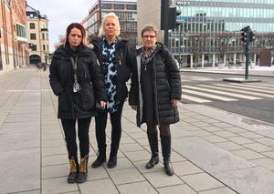 Ungefär var åttonde företagsam kvinna i länet jobbar inom välfärdssektorn. Maria Thunberg och Jessica Huttunen äger och driver Aros Stödgrupp AB med 50 kunder, och Carina Kandell är vd för de tre Emilia-förskolorna med totalt 186 barn.