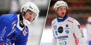 Olle Berglund och Joakim Johansson stannar i Vänersborg.