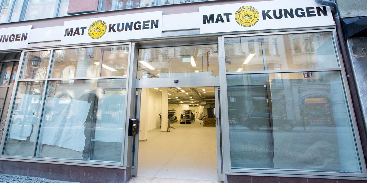 Mataffär Örebro
