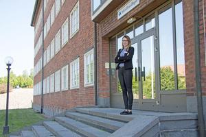 Natalia Kowalewska på Radix Kompetens kom med idén till sommarjobbsmässan.
