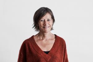 Silvia Ernhagen. Foto: Emil Fagander