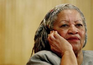 Amerikanska författaren Toni Morrison har avlidit. Foto: Guillermo Arias/AP/TT