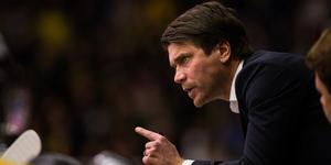 Thomas Paananen slår tillbaka mot kritiken och menar att första halvan på säsongen inte är så dålig. Foto: Tobias Sterner / BILDBYRÅN