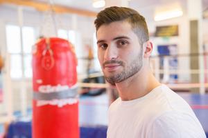 Noor Yacko är Köpings hemmahopp i boxnings-SM.
