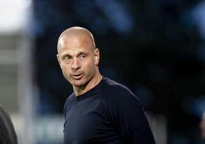 Andreas Brännström hoppas att Jönköpings Södra kan njuta av möjligheterna i matchen mot Brage på söndag. Foto: Adam Ihse/TT