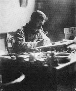W. W. Denslow 1900. Foto: Okänd
