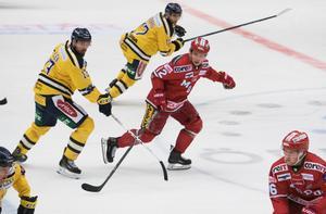 Nu möts Mikael Ahlén och Victor Öhman för fjärde och sista gången, i alla fall i hockeyallsvenskan grundserie.