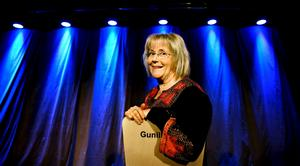 Gunilla Pihlblad och Lekbegers revysällskap har nominerats till Stora Landpriset.
