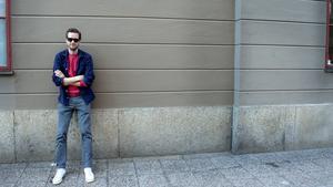 David Billström vill nå människor med sin musik, som han beskriver som ett sätt att uttrycka sina känslor och idéer på.