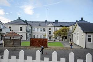 Norra skolan.