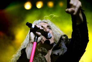 Twisted Sister på Metallsvenskan 2010. Arkivbild: Kicki Nilsson