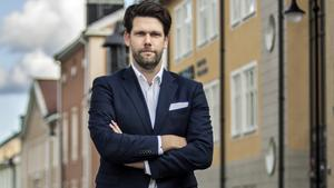 Chefredaktören Carl Juborg konstaterar ett stort intresse för tidningens livesända fotbollsmatcher.
