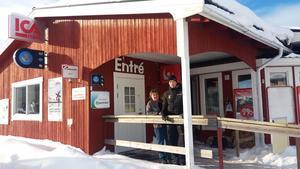 Gudrun Åslund och Lennart Hovlin.Foto: Privat