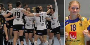 Josefine Hultgren-Dahlberg har valt spel i VästeråsIrsta nästa säsong. Bild: Arkiv/Privat