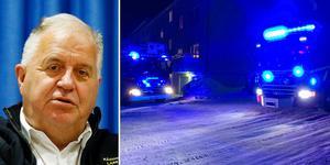 Lars Nyman, förbundschef. Foto: Henrik Flygare och Ingmar Reslegård