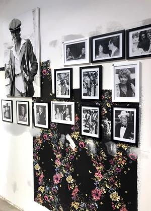 Fotoutställningenpågår i första hand oktober månad ut.