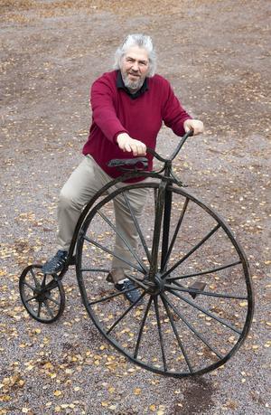 En höghjuling med ursprung i Nås finns med bland utropen.