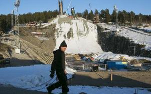 Bergbanan ska även locka turister, är tanken. Det tror inte Sören Johansson (V) på. Han efterlyser kalkyler på inkomsterna.