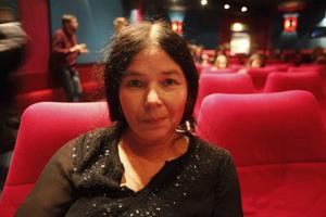 Eva Aspling är verksamhetsledare på Filmpool Jämtland.