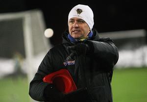 Magnus Jonsson har varit tränare för Bollnäs GIF i två år.