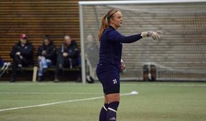 Jenny Wahlén tror att man kan skaka om Eskilstuna i lördagens match.