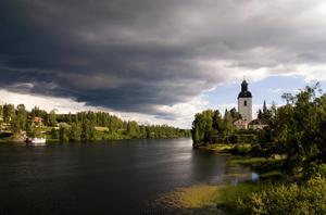 Sträckan mellan Järvsö och Ånge kan utses till Sveriges vackraste tågresa. Foto: SJ.