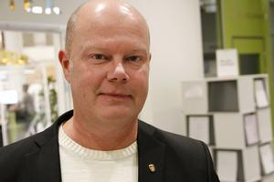 Nicklas Bremefors, kommunchef i Ljusdal.