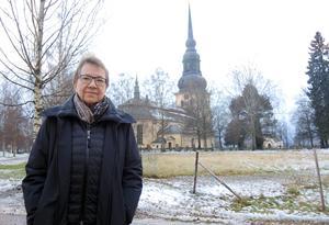 Ann-Gerd Jansson, kyrkoherde i Stora Tuna och Torsångs församlingar, håller på söndag sin avskedspredikan i Stora Tuna kyrka och vid årsskiftet blir hon pensionär.