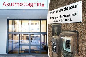 Skribenten uppmanar patienter att söka sig till primärvårdsjouren i stället för akuten kvällar och helger om tillståndet inte är allvarligt. Bild: Anki Haglund / Mats Olsson